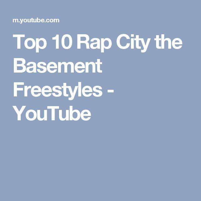 Top 10 Rap City the Basement Freestyles - YouTube