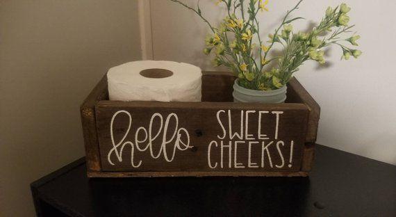 Hallo Susse Wangen Bad Wc Box Toilettenpapier Aufbewahrungsbox Holz Veranstalter Bad Lagerung Aufbewahrungsbox Bad Aufbewahrungsboxen Toilettenpapier