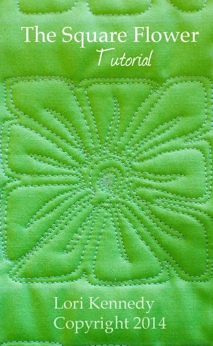 Free Motion Quilting Tutorial Lori Kennedy The Inbox Jaunt