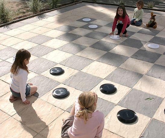 BIG4 Ballarat Goldfields Holiday Park Giant Checkers