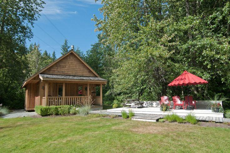 Trapper's Cabin | The Brew Creek Centre