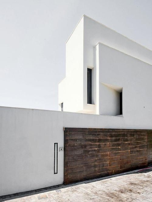 NAME_Maison Girona | DESIGNER_GAE Archtiects | LOCATION_Madrid Spain GEA architectes, maison Girona, Espagne