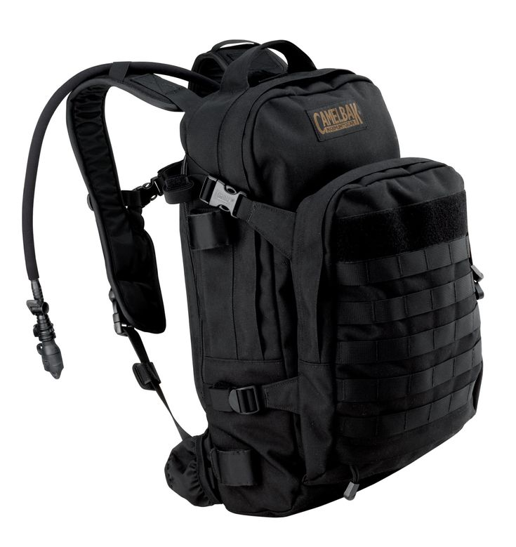 Defense Review » Camelbak Delta-5 Tactical Vest and ST-5 Tactical Pack: Latest Tactical Hydration