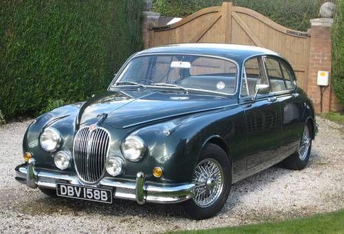 Jaguar Mk2, 3.4 (1964)