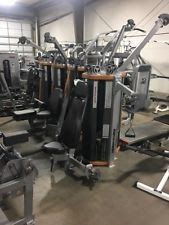 6 Piece Star Trac Human Sport Package. Commercial Gym Equipment