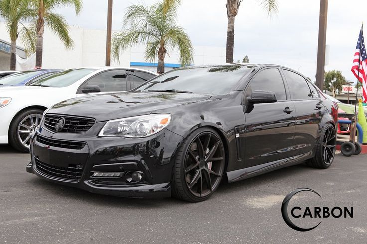 The Largest Chevy SS Sedan Meet in the Nation! Over 50 SS in attendance! Super Charged and N/A SS flood Glendora Chevrolet lot!