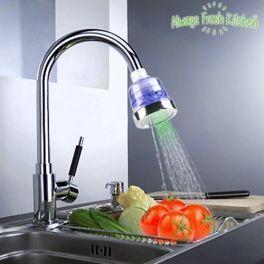 Eco-grifo de Cocina Clean Water Tap Filter  Ahora 10,75 €