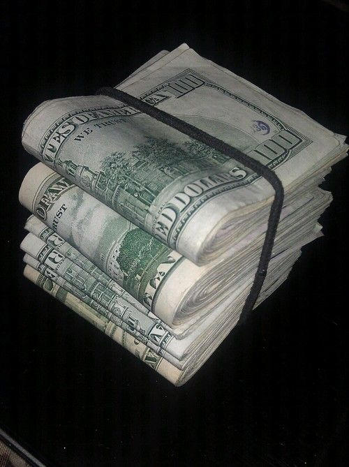 Real Money Stacks | Money Stacks Tumblr Your money and taking care