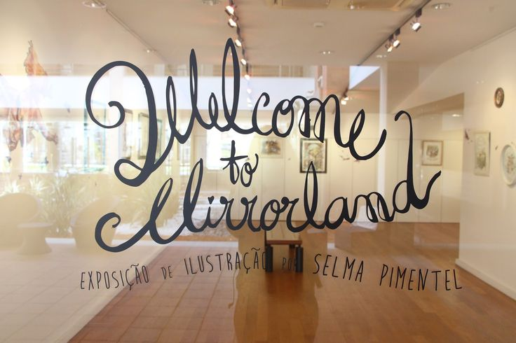 WELCOME TO MIRRORLAND