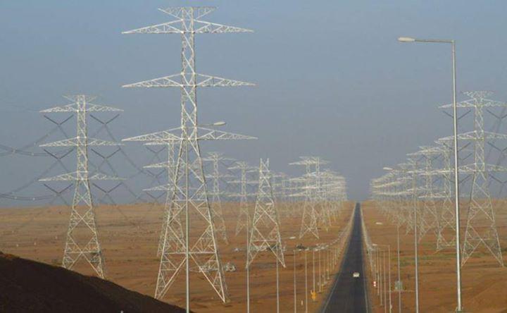السعودية للكهرباء تشغل 11 مشروعا كهربائيا بالمناطق الجنوبية بتكلفة 1 23 مليار ريال تعتزم الشركة السعودية للكهرباء البدء في ت Utility Pole Photo Structures