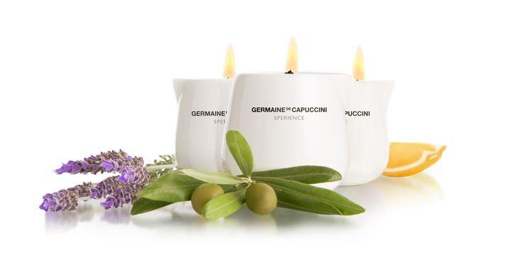 De nieuwe kaarsenmassage van Germaine de Capuccini! zachte heerlijke aroma's die je huid verzorgen! Voor een zalige massage in jou Germaine de Capuccini schoonheidsinstituut