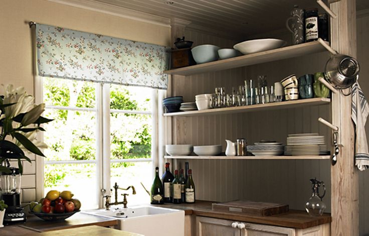 Bookcases to Buffets: Get Organized with Shelves - It's easy to get organized. Here are some tips on how to start.