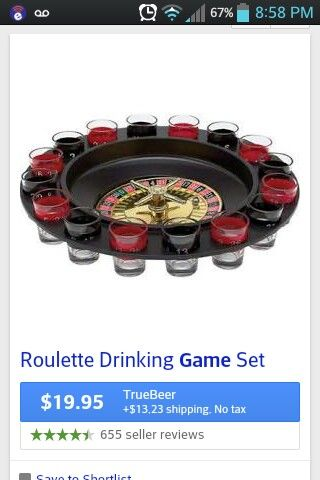 Great for a vegas themed party
