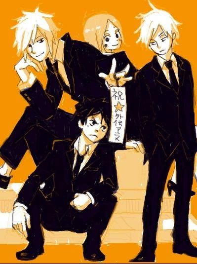minato and kakashi | Shishiii » Photos » Naruto: ~Minato & Co' » Minato / Kakashi ...