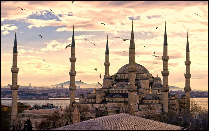 Sultan Ahmet Camii / Sultan Ahmet Mosque (İstanbul)
