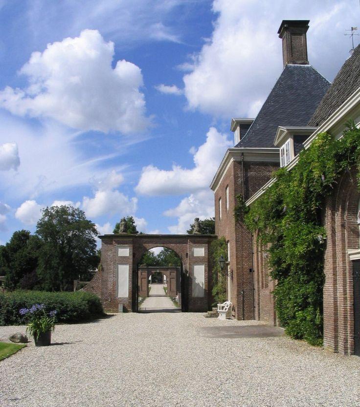 Kasteel Amerongen, Amerongen, Utrecht.