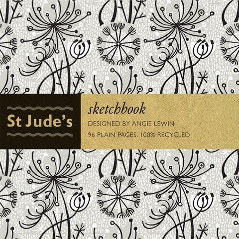 Dandelion One sketchbook