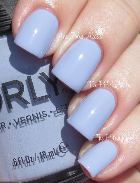 "Orly nail polish in ""Harmonious Mess"""