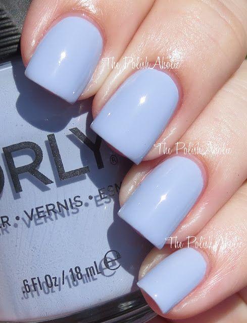 "Orly nail polish in ""Harmonious Mess"""