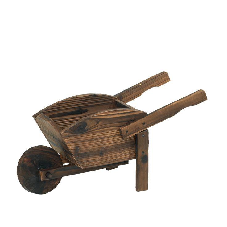 Oltre 25 fantastiche idee su carrello da giardino su pinterest carriola carrello da spiaggia - Carriola in legno da giardino ...