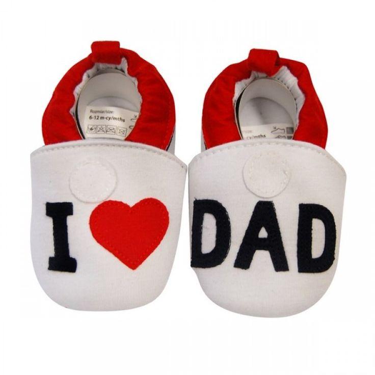 Tossut  I LOVE DAD