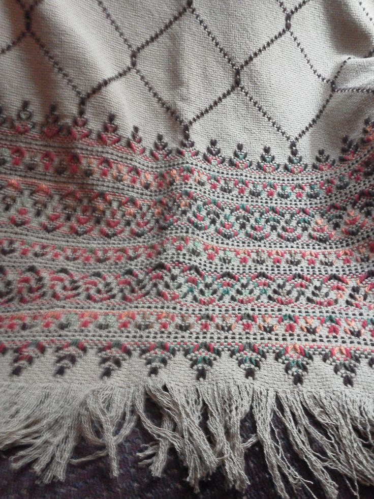 Swedish Weaving