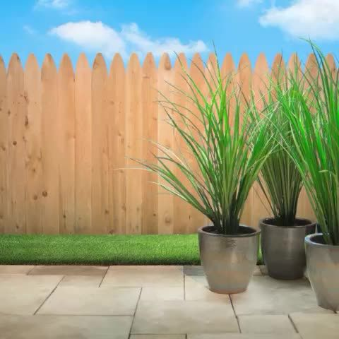 Add lemongrass to your outdoor planters to help keep mosquitoes away naturally. #lowesfixinsix