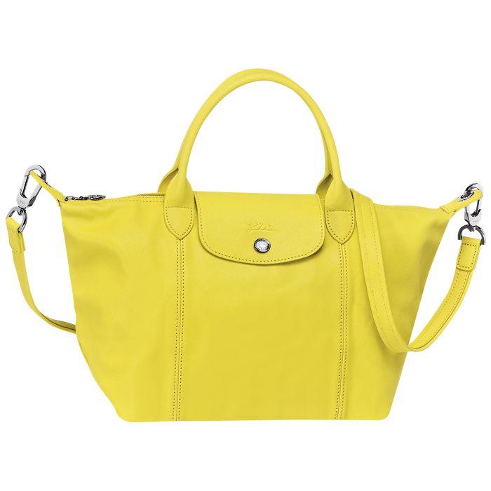 Le Pliage Cuir - Handbag