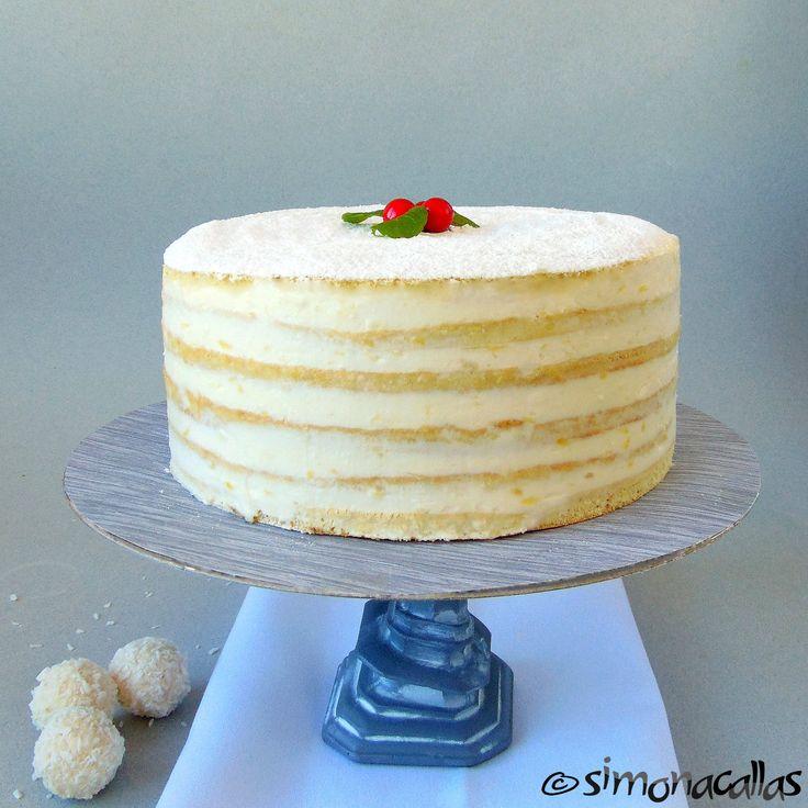 Tort Albă ca Zăpada Prăjitura Lămâiţa un desert cu tradiţie, pe care îl ştiu din copilărie şi care era nelipsit de pe masă la sărbători, mai ales iarna.