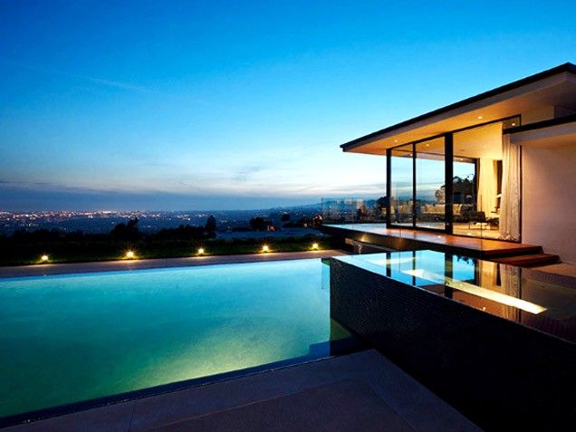 Vera Wang's Beverly Hills celebrity home - 2