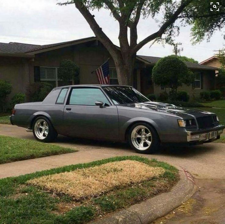 1987 Buick Regal For Sale: 635 Best Images About GN/TTYPE On Pinterest