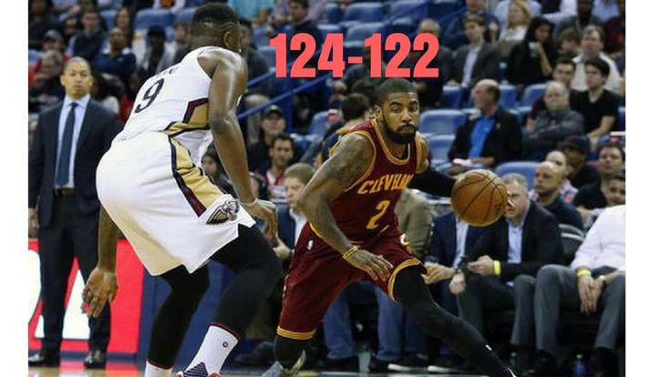 Basketball Games Online- Jones, Holiday lead Pelicans past Cavs 124-122
