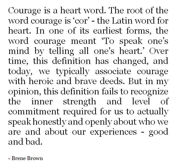 word courage Find and save ideas about courage quotes on pinterest | see more ideas about be strong, fear quotes and quotes about staying strong.