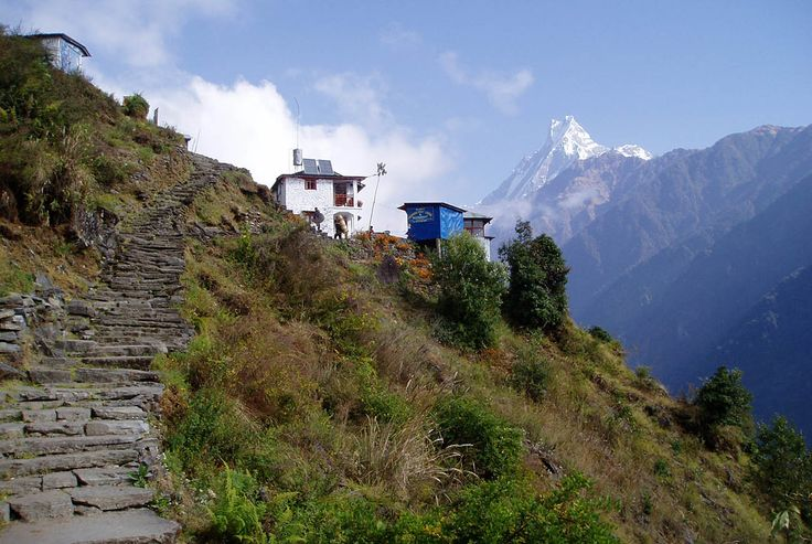 Is Wi-Fi on the trail while hiking bad? My experience in the Annapurna Ranges while trekking the Himalayas!