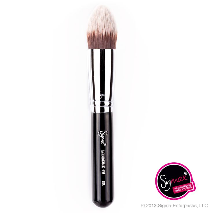 $18 :: Sigma F86 - Tapered Kabuki Brush :: Worth the Splurge?