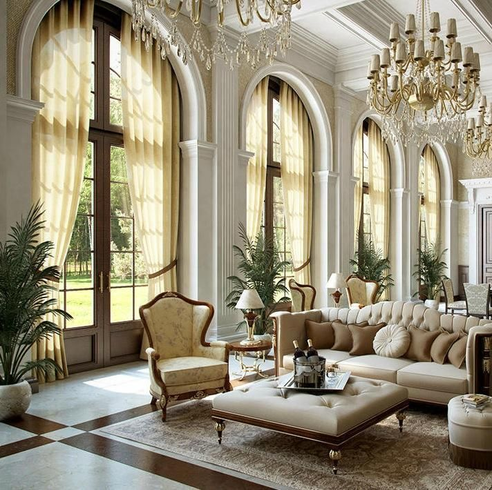 Luxury Home Interior Design: Best 25+ Luxury Living Rooms Ideas On Pinterest