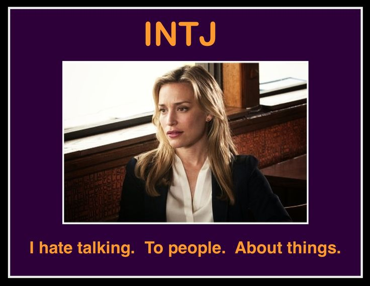 Dating als intj christian