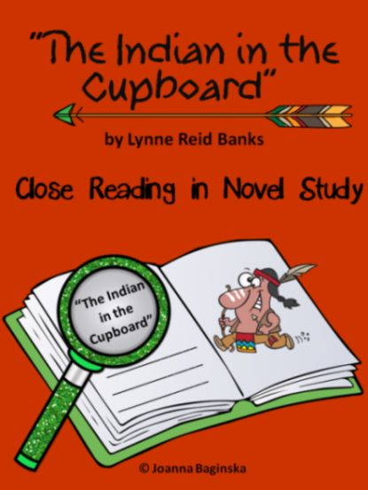 Indian and the cupboard book report
