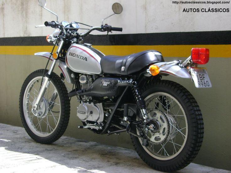 """Já falei aqui que uma das minhas paixões são as motocicletas. Em 1977 tive minha primeira moto, uma Honda CG 125 """"bolinha"""". Desde então semp..."""