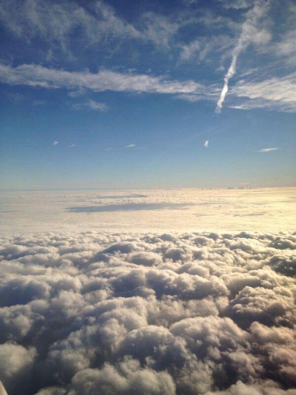 Il cielo sopra l'Italia
