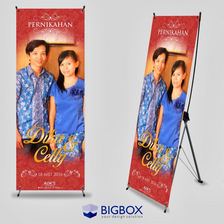 Wedding X banner