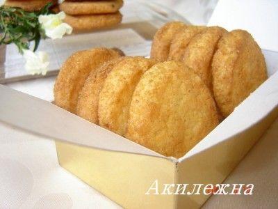 Кулинарные рецепты от Лики: Печенье «Опера»