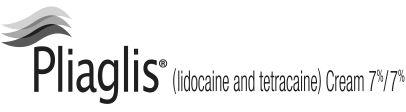 Pliaglis® (lidocaine and tetracaine) Cream 7%/7%