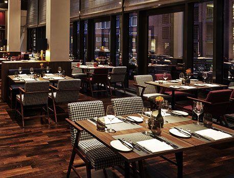 cantinetta ristorante & bar Hamburg im AMERON Hotel Speicherstadt