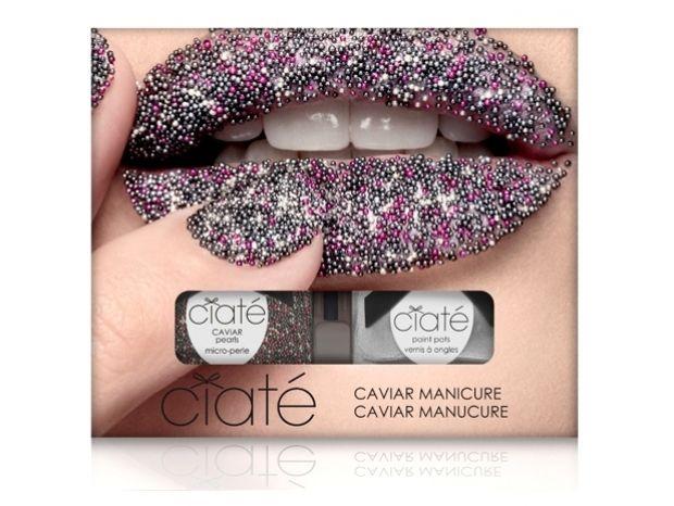 Ciate Caviar Manicure Fall/Winter 2012-2013 Nail Sets