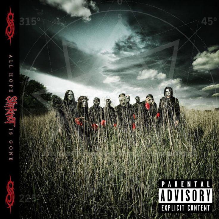Slipknot — All Hope Is Gone (Aug 20 2008)
