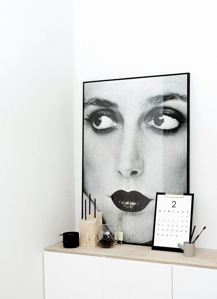 Black & White noir et blanc
