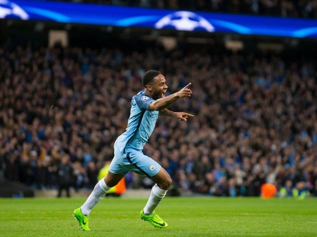 Raheem Sterling : Manchester City
