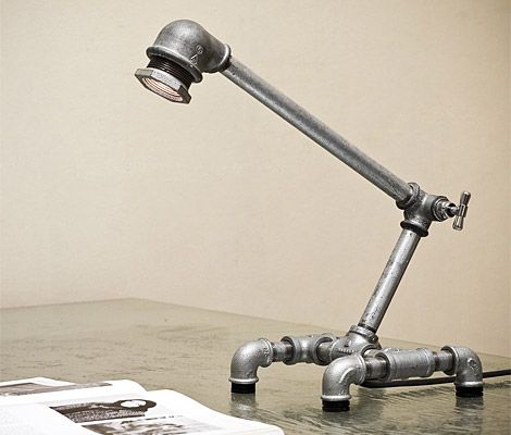 KOZO3 Desk Lamp  (Link Invalid, Photo Only)