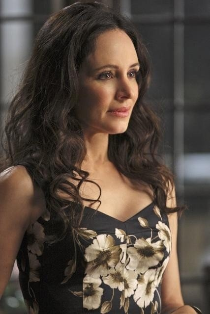 Madelene Stowe as  Victoria Grayson on Revenge